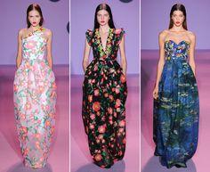Gyönyörű, virágos ruhák a tavaszi szezonra Neked is tetszeni fog Andrew GN kollekciója