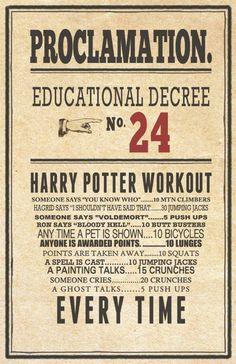 23 items that should be on every #HarryPotter fan's bucket list.