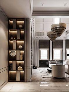 открой, еще много фото Classic Interior, Luxury Interior Design, Interior Design Kitchen, Modern Interior, Interior Architecture, Luxury Decor, Apartment Interior, Interior Design Living Room, Living Room Designs