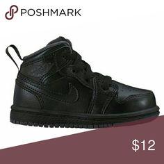 Toddler Boy Jordans Nike Air Jordan 1 Mid shoe. Nike Shoes Sneakers