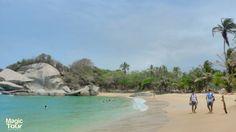 Cabo San Juan, Parque Nacional Natural Tayrona Colombia,amazing beaches. #travellers #adventure #cultures #welovetravel