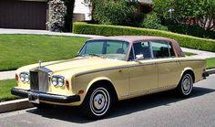 Rolls Royce Silver Shadow 2.