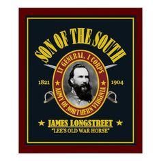 Longstreet (SOTS) Poster