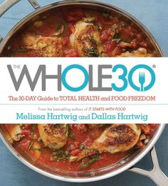 """In case you don't know all about it, Whole30 is kind of like the biggest elimination diet short of just eating lettuce every day. The idea is that your body will stop craving the """"bad"""" stuff like sugar, etc. It will change your taste entirely, and could change your relationship to food altogether. The rules of Whole30 are as follows: 