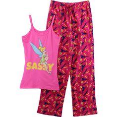 "Disney Tinkerbell ""Sassy"" Pink Tank Sleepwear S(3/5)-XL(13) (S(3/5)) Disney http://www.amazon.com/dp/B00BYD6Q5A/ref=cm_sw_r_pi_dp_tN5Cub0JG0SYQ"