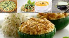 Menú, lista de compras y recetas saludables, para seguir una buena alimentación.