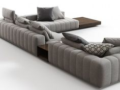 Minotti Freeman Corner Sofa System N computer generated model. Produced by Design Connected. Sofa Furniture, Furniture Design, Cheap Furniture, Living Room Sofa Design, Living Room Designs, Living Room Decor, Design Connected, Corner Sofa Set, Couches