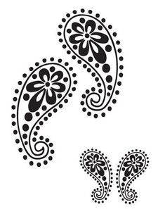 8 Best Images of Free Printable Design Stencils - Printable Paisley Stencil Designs, Free Design Printable Flower Stencils and Free Printable Stencils Designs Free Stencils, Stencil Templates, Stencil Patterns, Stencil Designs, Design Patterns, Paisley Stencil, Stencil Wall Art, Paisley Design, Paisley Pattern