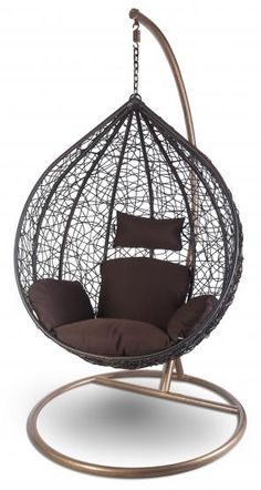 classic coastal hanging chair stand hammocks accessories a wellness center pinterest. Black Bedroom Furniture Sets. Home Design Ideas