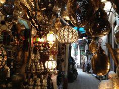 Place Jemaa el-Fna in مراكش, Marrakech-Tensift-Al Haouz