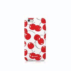 Cherries iPhone 6 case, iPhone 4 case, iPhone 5 5s case, iPhone 5c case, Nexus 5 case, LG G3 case, Galaxy S5 case