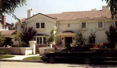 Former home of Lucille Ball, Beverly Hills, CA.