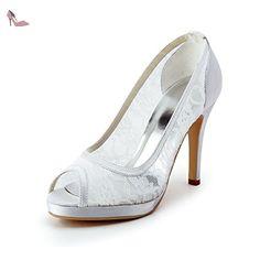 Minitoo , Escarpins pour femme - beige - Ivory-10cm Heel, 38 - Chaussures minitoo (*Partner-Link)