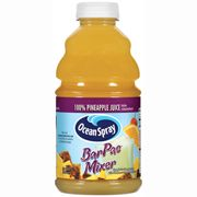 Cool of this summer with a delicious pina colada made with Ocean Spray BarPac Mixers Pineapple Juice!
