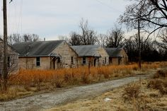 picher oklahoma pictures | Picher, Oklahoma - Abandoned Row Houses | Flickr - Photo Sharing!