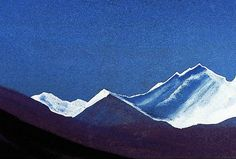 Картины Н.К.Рериха часть1(живопись) | 500 фотографий