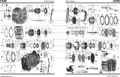 cajas automaticas ford  caja automatica ford aerostar