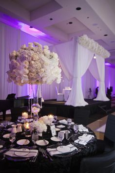 Table Decor and Draping - Google