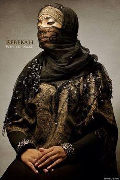 Stunning portraits of biblical characters re-imagined as black people. Source: Hebrew Israelite Community.