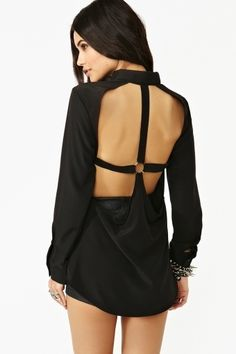 Harness Blouse    $48.00