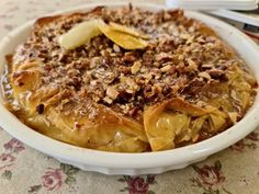 Apple Pie, Oatmeal, Breakfast, Desserts, Food, Pies, The Oatmeal, Morning Coffee, Tailgate Desserts