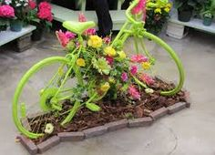 Image result for bikes decorated with flowers