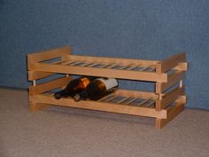 Wine Racks - Stacking Wine Rack Natural -- Find out more about the great product at the image link.