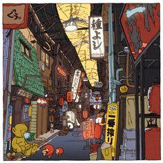 5views of Osaka