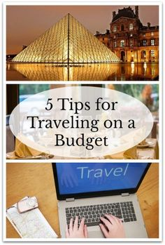 tips for traveling on a bdget