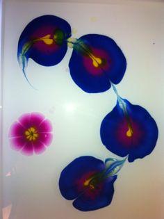 138 Best Magic Marbling Images Ebru Art Marble Art
