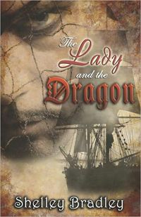 (Old Cover) The Lady and the Dragon Historical Reissues http://shaylablack.com/books/the-lady-and-the-dragon/overview/