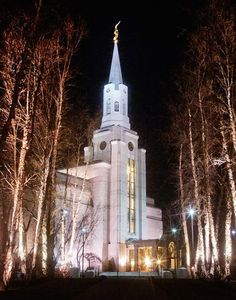 LDS BOSTON TEMPLE  The Boston Temple in Belmont, Massachusetts.