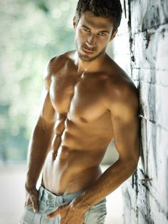See the Best Ripped Abs pics possible. Images of extreme ripped, six pack abs of both men and women you'll surely envy. Le Male, Hommes Sexy, Hot Hunks, Shirtless Men, Favim, Male Form, Muscle Men, Sexy Body, Attitude