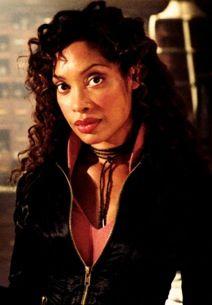 Gina Torres as Zoe Washburne on Firefly