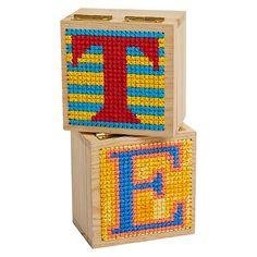 Hand Made Modern - Wood Grid Top Box : Target