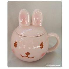 kawaii cute pink rabbit...