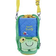 Portable Baby Infant Feeding Milk Food Bottle Thermal Warmer Bag Carrier Storage Holder (frog) - $7.89