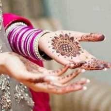 easy mehndi designs for hands 34