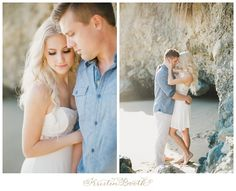 Victoria Beach Fairytale Engagement Photos | Laguna Beach | Amanda and Jordan