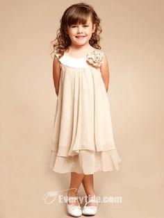 【Everytide Flower Girl Dress】adorable flower girl dress