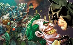 Batman: Arkham Asylum Art & Pictures,  Promotional Artwork 2
