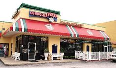 Gondolier Pizza Italian Restaurant best place to eat in Clearwater Florida