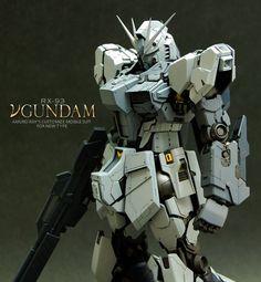 마음속에 네가 비우고간 공간만큼 내 마음이 커질때까지... :: RX-93 Nu Gundam Ver. Ka - 이쯤되면 무섭다.. ㅡㅡ;