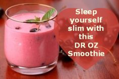According to Dr OZ a few cherries can make a big difference. This sleeping smoothie as it is called is sweeping across the internet. Ingredients 1 cup tart cherry juice 1/2 banana 1/2 cup soy milk …