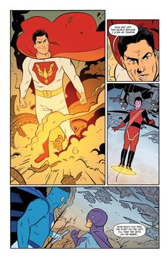 Preview: Jupiter's Circle #2,  Story By: Mark Millar Art By: Wilfredo Torres Cover By: Frank Quitely Cover Price: $3.50 Diamond ID: MAR150570 Published: May 9, 2015  It's...,  #FrankQuietly #Image #ImageComics #Jupiter'sCircle #MarkMillar #Preview #WilfredoTorres