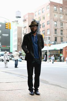 On the Street…….Lafayette St, Downtown « The Sartorialist