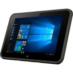 HP Pro Tablet 10 EE G1 64 GB Tablet - 10.1' 16:10 Multi-touch Screen - 1280 x 800 - In-plane Switching (IPS) Technology - Intel Atom Z3735F Quad-core (4 Core) 1.33 GHz - 2 GB DDR3L Sdram - Windows 10 Pro 32-bit - 3G - Hspa - Lava Gray - microSD, microSDXC Memory Card Supported - Wireless LAN - Bluetooth - Intel HD Graphics DDR3L Sdram Graphics - Wwan Supported - Accelerometer, Digital Compass - Front Camera/Webcam - 5 Megapixel Rear Camera W10P 32BIT WL BT