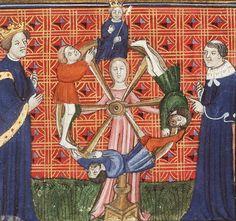 La Ruota della Fortuna Scegli un'immagine dalla collezione proposta dalla Biblioteca Nazionale dei Paesi Bassi, scopri le informazioni sull'opera d'a...
