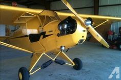 1946 Piper J3 Cub Tail Dragger Airplane for Sale in Boynton Beach, Florida Classified | AmericanListed.com