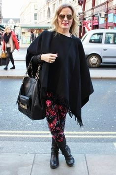 #Street style Londres AW 2012
